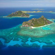 Island Escape: Fiji | Coastalliving.com Photo: Danita Delimont/Getty