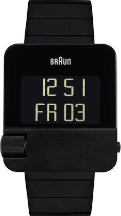 Braun BN0106 black range
