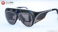 Startup Meta Challenges Google Glass With Sleek, $3,000 Smart Glasses