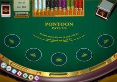 Pontoon casino gaming day casino