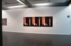 """""""El Despertar"""" Manuel Vilariño Colección de Pintura Contemporánea de la Fundación Barrié. CentroCentro Cibéles. Madrid. #Arte #artecontemporáneo #Arterecord 2015 https://twitter.com/arterecord"""