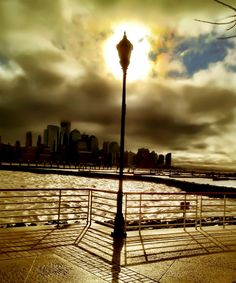 A lamp to light the world #iphoneography #photography #nyc