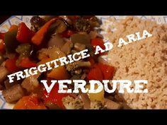 Friggitrice ad aria : verdure - YouTube The Creator, Make It Yourself, Youtube, Food, Essen, Meals, Youtubers, Yemek, Youtube Movies