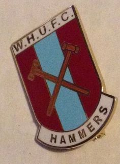THE HAMMERS SINCE 1895 WEST HAM BELT BUCKLE GREAT GIFT ITEM