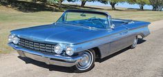 1960 Oldsmobile | 1960 Oldsmobile Dynamic 88 Convertible: Drivers Side Front View