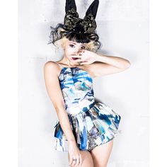 RT @th5mayu:Hello Hello Here is my new Instagram icon #me #ootd #style #model #rabbit #tokyo #shibuya #badacious #cameo #topshop #outfitoftheday #icon #instagramicon #blueg http://flip.it/lMbwu