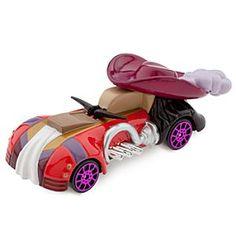 Disney Racers Captain Hook Die Cast Car, Peter Pan