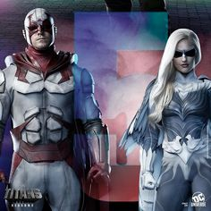 Hawk and Dove fly back into action in 5 Days. Dc Comics, Aquaman, Dc Universe, Titans Tv Series, Superman, The New Teen Titans, Hq Dc, Batman Artwork, Dc Cosplay