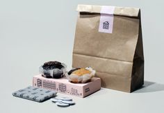 Packaging of the World: Creative Package Design Archive and Gallery: Elina's Bakery