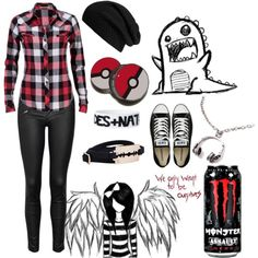 """Untitled #3"" by kaylanrespawn on Polyvore"