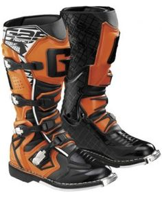 EU 40 // US 7 // UK 6 Scoyco Motocross Boots for Adults Quad Dirt Bike ATV Enduro Track Racing Off Road Sports Mx Boots in Black