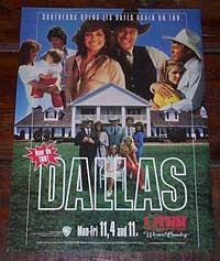 affiche pour Dallas