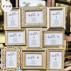 Rustic Seating Charts, Reception Seating Chart, Table Seating Chart, Wedding Reception Seating, Seating Chart Template, Seating Chart Wedding, Wedding Tables, Reception Decorations, Picture Frame Table