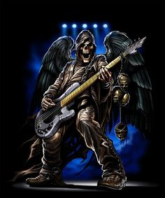 Death Metal...