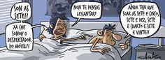 Tiras cómicas y viñetas de humor en Faro de Vigo