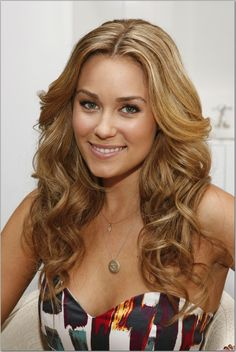 Lauren Conrad Bronde hair color...i think i want this color for the summer