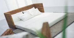 Bett-Sofa / modern / aus Polyurethan / von Paola Navone NET 82  GERVASONI