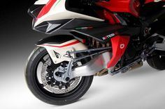 Kawasaki Buys Share of Bimota, Collaborate on Supercharged Bimota Tesi H2