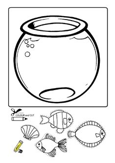 Free Printable Activity Pages For Kids Printable Activities For Kids, Preschool Crafts, Preschool Activities, Art For Kids, Crafts For Kids, Kids Fun, Kids Homework, Numbers For Kids, Toddler Preschool