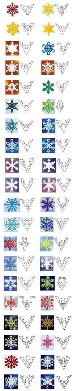 Origami Paper, Diy Paper, Paper Art, Paper Crafts, Noel Christmas, Winter Christmas, Christmas Ornaments, Christmas Snowflakes, Christmas Projects