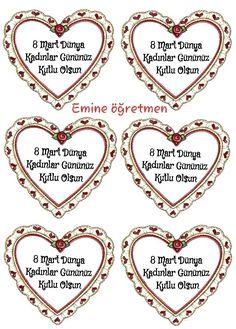 Science For Kids, Heart Ring, Heart Rings