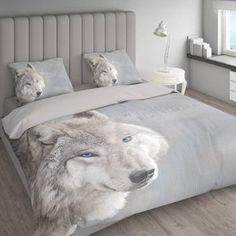 Dekbedovertrek White Wolf 140 x 200/220