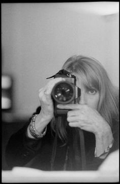 Linda McCartney.