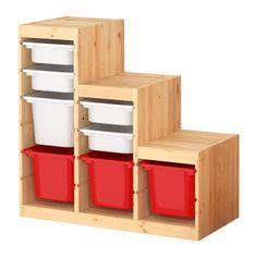 TROFAST Combinaison de rangement IKEA