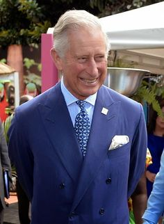 Prince Charles, Prince Of Wales And Camilla, Duchess Of Cornwall Visit Colombia - Day 2 on October 29, 2014 in Bogota