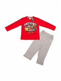 Piżama dla chłopców Angry Birds