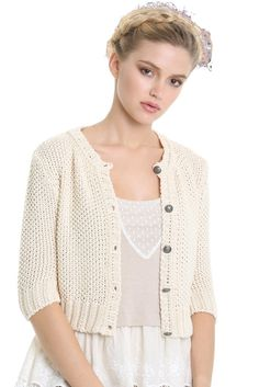 CHAQUETA CASIOPEA / Mima't Boutique Manresa Tienda de ropa bonita para una mujer femenina, romántica, moderna y divertida.