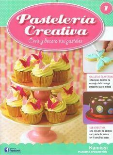 Pasteleria Creativa Formato: PDF Servidor: Uploaded - .   SINOPSIS La colección pastelería creativa incluye secciones prácticas con fotos, deli