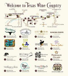 Fredericksburg Wine Road 290 | Texas Uncorked | Fredericksburg Texas Wine Tasting and Wine Events