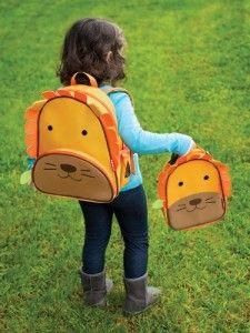 eb9123dffa Skip Hop Zoo Pack Little Kid Backpack Toddler Backpack