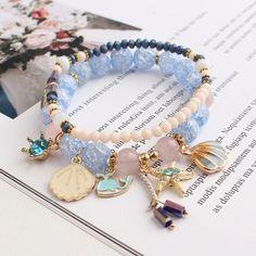 Save the Ocean Bracelet | Handmade Ocean Charm Bracelets – ™