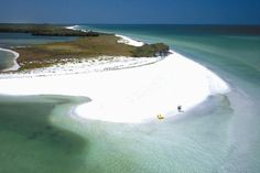 Things to do in Clearwater, Florida: Take a $7 ferry from Honeymoon Island to Caladesi Island and enjoy a beach by yourself. #JetsetterCurator