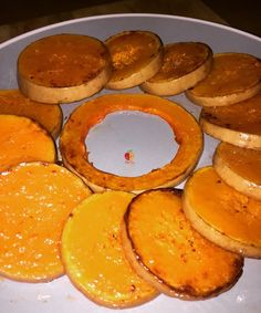 Fried Butternut Squash is a delicious way of preparing it. It is by far my favourite way of enjoying the butternut. It can be served as a