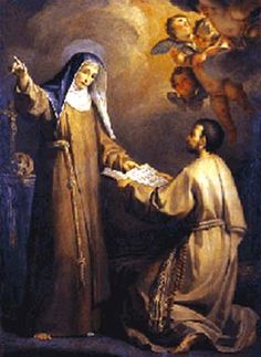 Santa Jacinta Mariscotti, 30 de janeiro