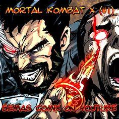 #DC #Comics #Mortal #Kombat #X (1_16)