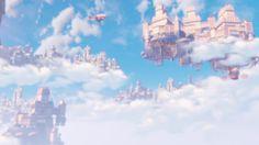 Video Game Bioshock Infinite  Wallpaper