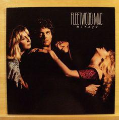 FLEETWOOD MAC - Mirage - mint minus - Vinyl LP - Cant go back Gypsy Oh Diane