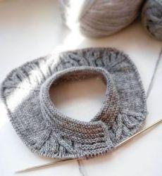 Best 12 Není k dispozici žádný popis fotky – SkillOfKing. Baby Knitting Patterns, Knitting Stitches, Free Knitting, Crochet Patterns, Knitted Capelet, Crochet Cardigan, Knit Crochet, Knitting Projects, Couture