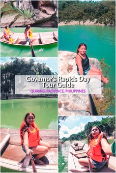 Governor's Rapids is a must when you visit Quirino Province. This comprehensive travel guide on a budget has everything you need to make your adventure amazing. Budget Travel, Travel Guide, Banaue, Boat Tours, The Province, Tour Guide, Travel Around, Philippines, Budgeting