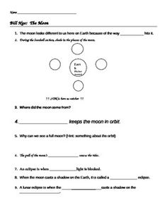 Worksheets Bill Nye Gravity Worksheet bill nye worksheets and planets on pinterest moon movie guide