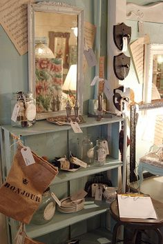 vintage home decor