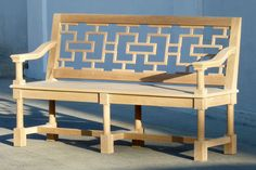 Benches created by Tricotel | Tricotel - The art of Treillage since 1848