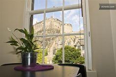 Stylish Castle View Apartment  in Edinburgh from $127 per night