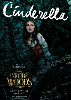 Into the Woods - Anna Kendrick - Film - Gewinnspiel - Disney - kulturmaterial