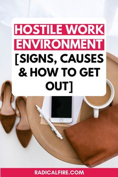 Do you think you're in a hostile work environment? Here are the signs of a bad work environment, how to deal with negative people at work, and how to get out of a toxic work environment. Click here to learn more! #career #worklife #careeradvice #radicalfire Make Money From Home, How To Make Money, Hostile Work Environment, Equal Employment Opportunity Commission, Good Teamwork, Dividend Investing, Work Productivity, Creating Wealth, Working People
