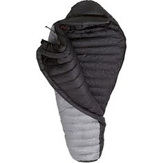 Yeti International Fusion Dry 900 Sleeping Bag 21 Degree Down Silver Grey BlackBlack LargeLeft Zip * Details can be found by clicking on the image.(This is an Amazon affiliate link and I receive a commission for the sales)